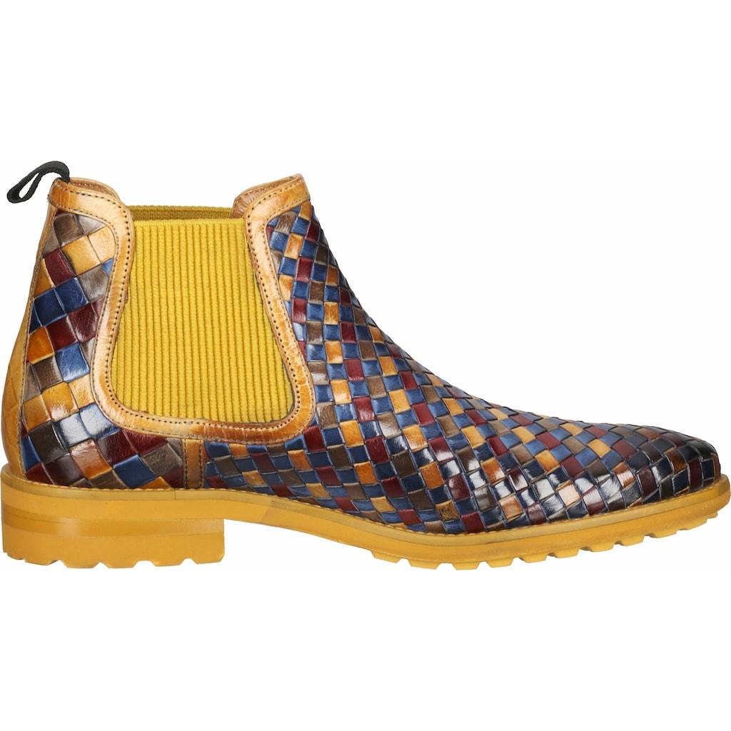 Melvin & Hamilton Stiefelette »Leder/Textil«