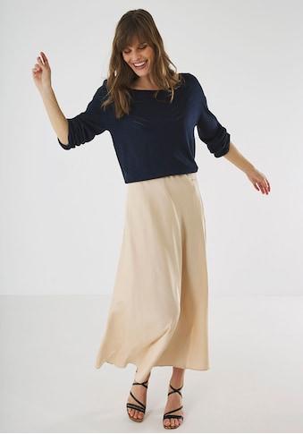 Mexx Strickpullover, mit femininem Lochmuster kaufen