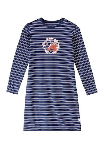 Schiesser Nachthemd, mit Pferde Print kaufen