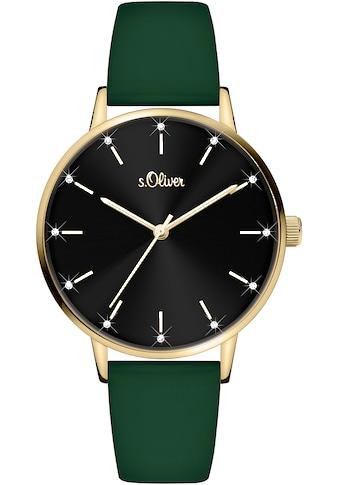 s.Oliver Quarzuhr »SO-4160-LQ« kaufen