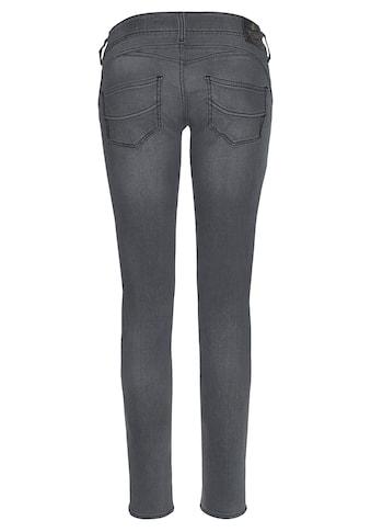 Herrlicher Slim-fit-Jeans »GILA SLIM DENIM BLACK CASHMERE TOUCH«, mit optischem... kaufen