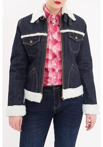 QueenKerosin Jeansjacke kaufen