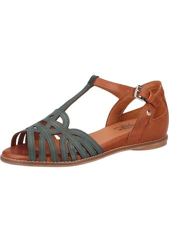 PIKOLINOS Riemchensandale »Leder« kaufen