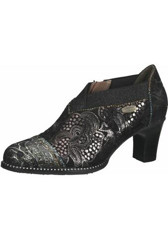 LAURA VITA Stiefelette »Leder/Textil« kaufen