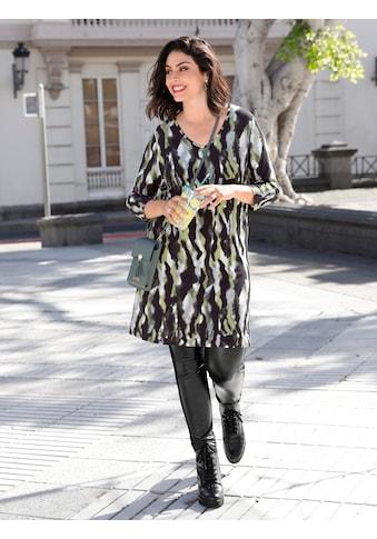 MIAMODA Longshirt, in Batikoptik kaufen