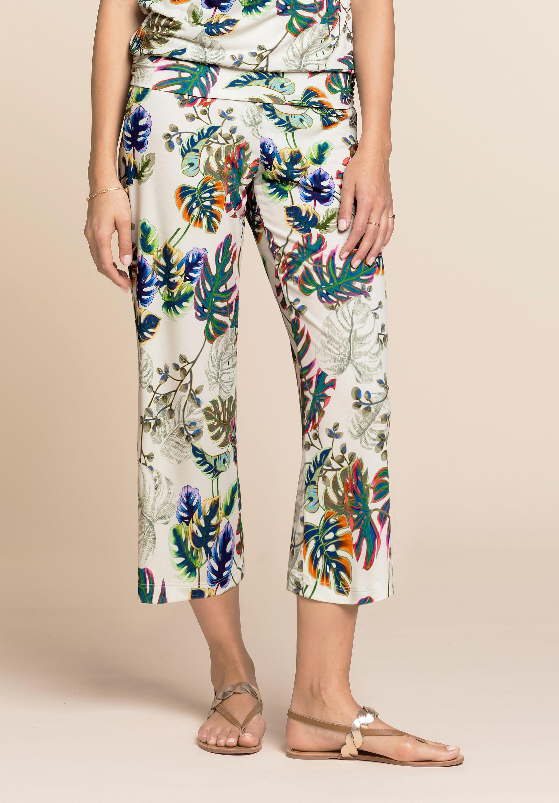 bianca culotte parigi aufregender Print im Jungle Style, tolle, kräftige Farben
