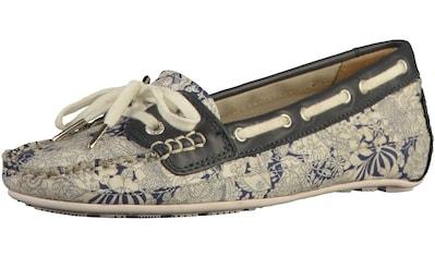 Sebago Bootsschuh »Leder/Textil« kaufen