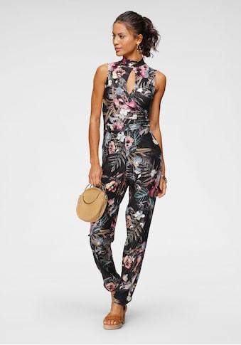 Melrose Overall, mit femininem Cut-Out und modischem Blumen-Print kaufen