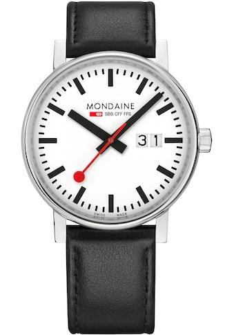 MONDAINE Schweizer Uhr »evo2, MSE.40210.LB« kaufen
