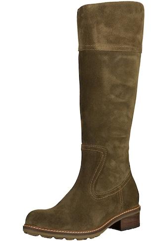 WOLKY Stiefel »Veloursleder« kaufen