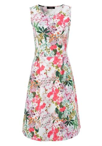 Aniston SELECTED Sommerkleid, im sommerlichen Blumendruck - NEUE KOLLEKTION kaufen