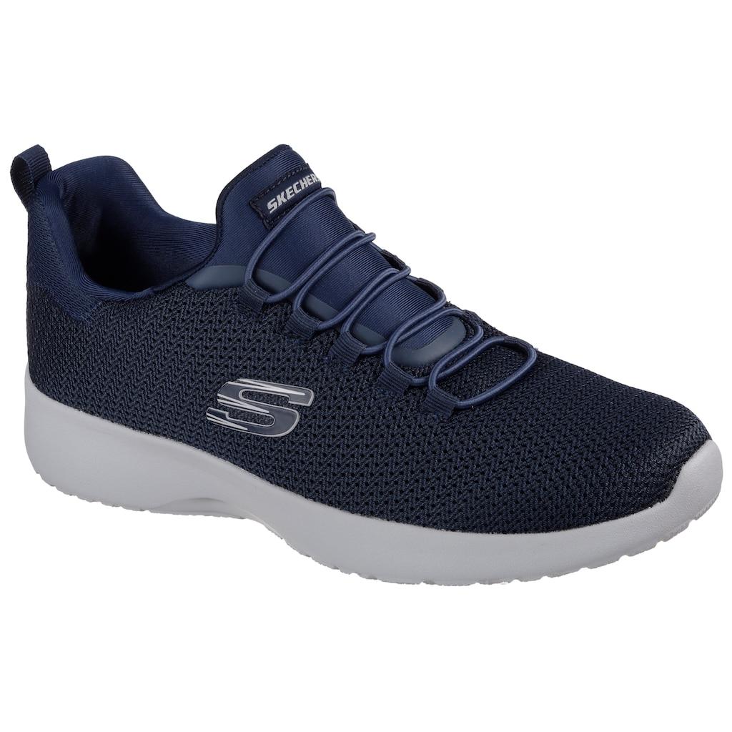 Skechers Slip-On Sneaker »DYNAMIGHT«, mit Gummizug zum Schlupfen