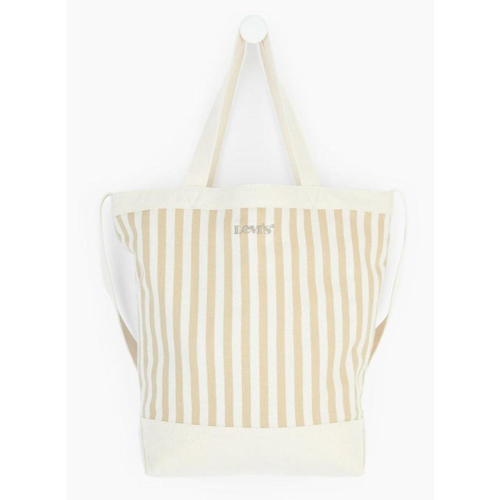 Levi's® Shopper »Women's Striped Shopper«, kann auch als Umhängetasche getragen werden