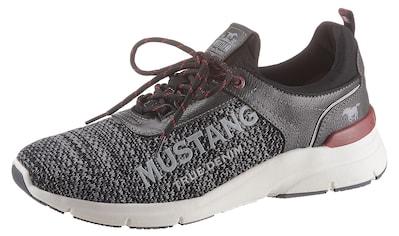 Mustang Shoes Sneaker, mit auffälligem Logo-Print kaufen