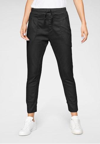Please Jeans Jogger Pants »P 51G«, Cropped-Form mit elastischem Bündchen kaufen