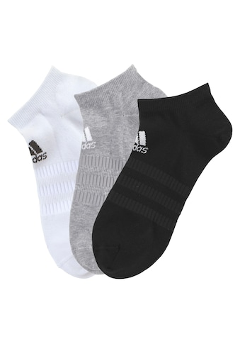 adidas Performance Sneakersocken »Performance«, (3 Paar), mit klassischem Logoschriftzug kaufen
