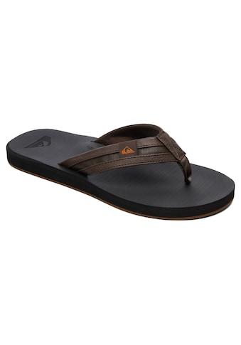 Quiksilver Sandale »Carver Squish« kaufen