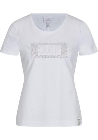 Sportalm Kitzbühel Rundhalsshirt, mit Glitzersteinchen kaufen