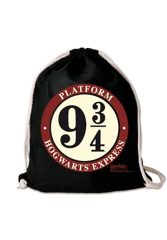 LOGOSHIRT Turnbeutel »Hogwarts Express«, mit großem Logo kaufen