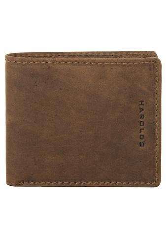 Harold's Geldbörse »ANTIC«, Kreditkartenfächer kaufen