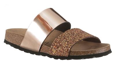 Bio Time Pantolette, mit vorgeformtem Fußbett kaufen