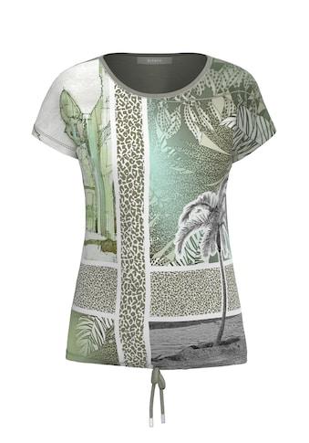 bianca Print-Shirt »JULIE«, im angesagten Tropical-Print kaufen