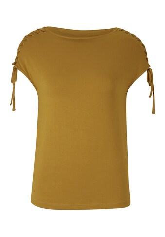 Shirt mit Schnürung kaufen