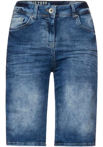 Cecil Shorts »Toronto«, im 5-Pocket-Design kaufen