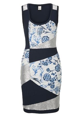 LINEA TESINI by Heine Jerseykleid, mit Pailletten kaufen