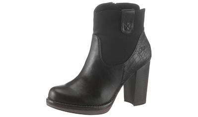 s.Oliver High - Heel - Stiefelette kaufen