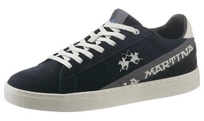 La Martina Sneaker, mit Logoverzierung kaufen