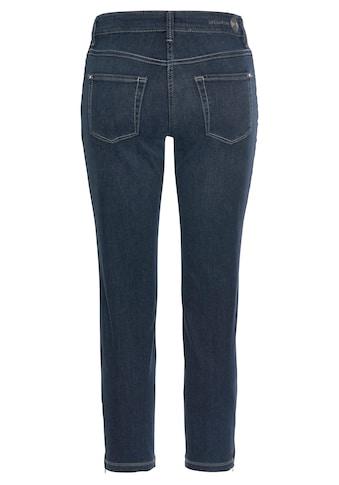 MAC 7/8-Jeans »Dream Chic«, Verkürzte Form mit Reißverschluss kaufen