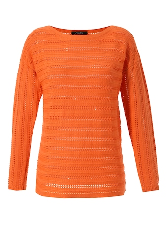 Aniston CASUAL Strickpullover, in trendiger Farbpalette kaufen