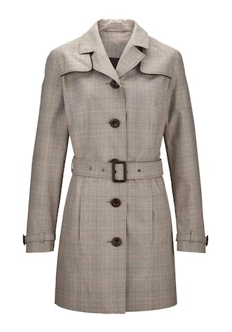 Mona Trenchcoat aus reiner Baumwolle kaufen