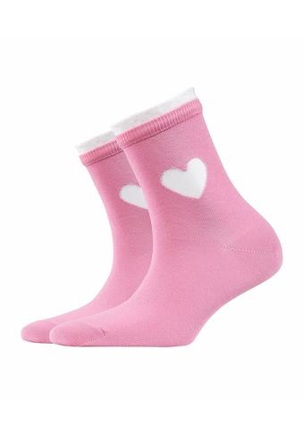 Burlington Socken Heart (1 Paar) kaufen