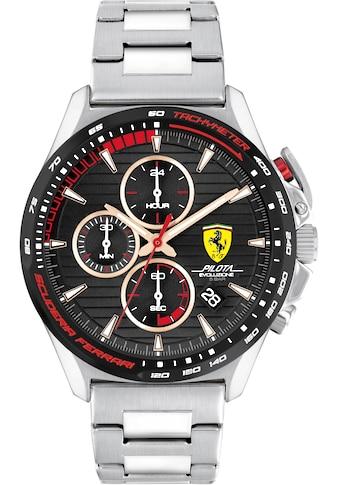 Scuderia Ferrari Chronograph »Pilota Evo, 0830852« kaufen