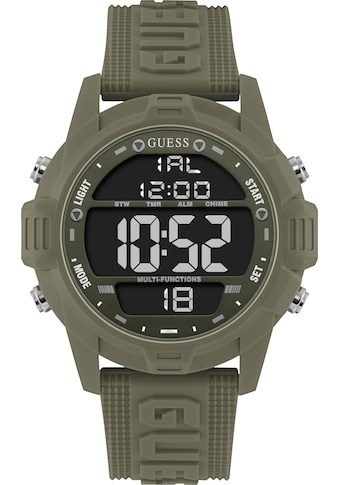 Guess Digitaluhr »CHARGE, W1299G6« kaufen