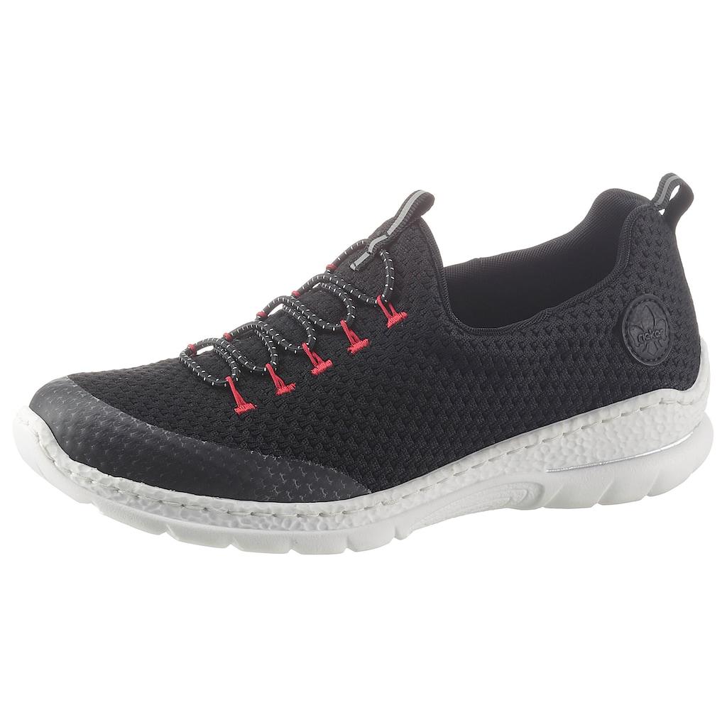 Rieker Slip-On Sneaker, mit Gummizug