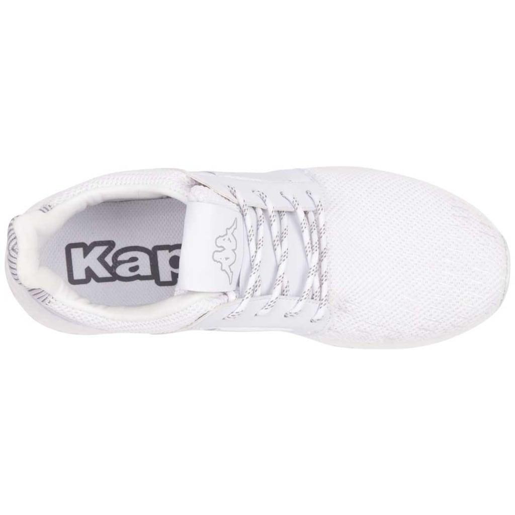 Kappa Sneaker »FEENY«, mit außergewöhnlichen Designelementen