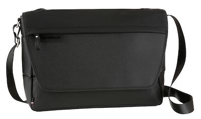 Strellson Messenger Bag »royal oak messenger xlhf«, in schlichter Optik kaufen