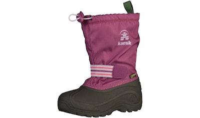 Kamik Snowboots »Textil« kaufen