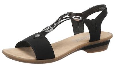 Rieker Sandalette, im modernen Look kaufen
