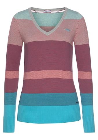 KangaROOS V - Ausschnitt - Pullover kaufen
