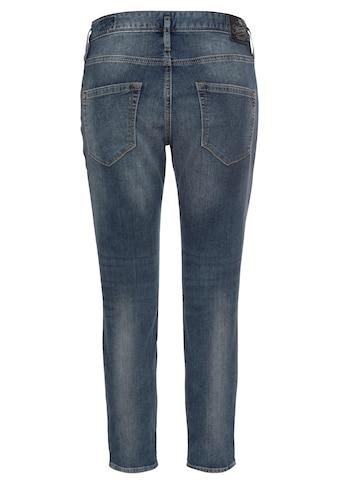 Herrlicher Boyfriend-Jeans »SHYRA CROPPED«, High Waist Powerstretch kaufen