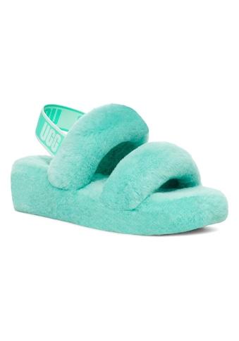 UGG Sandale »OH YEAH«, mit stylischem Fersenriemchen kaufen