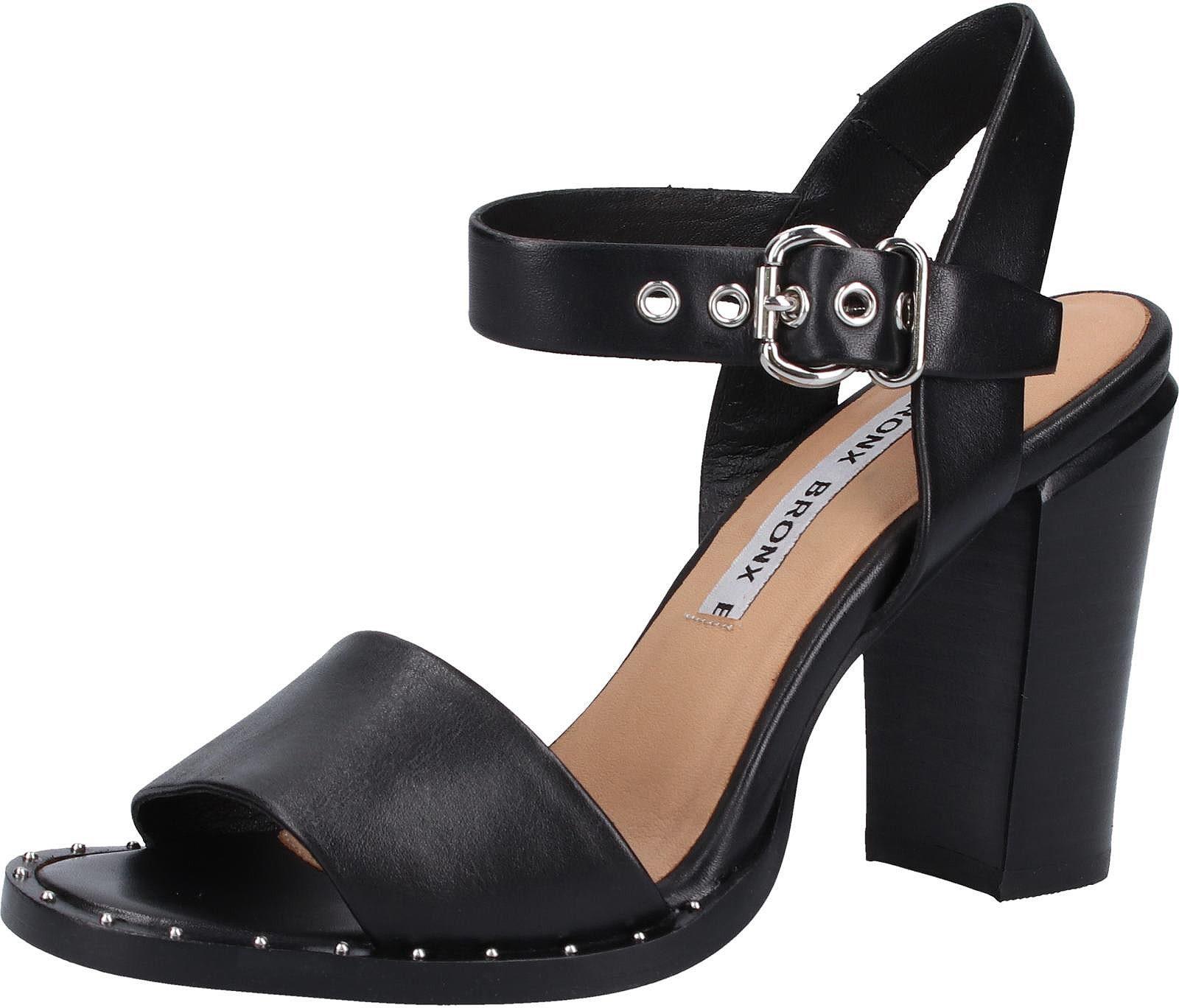 bronx -  High-Heel-Sandalette Leder
