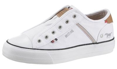 3563a217c0b3fd Mustang Shoes Slip - On Sneaker kaufen