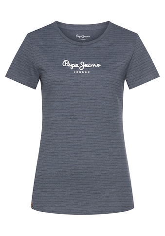 Pepe Jeans T-Shirt »MAHSA«, in tollem Streifendesign kaufen