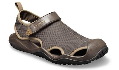Crocs Sandale »Swiftwater Mesh Wave M«, für Badefreunde kaufen