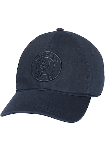 Marc O'Polo Baseball Cap, Logostickerei vorn, Basecap, Schirmmütze kaufen